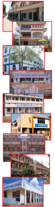 St Xaviers High School Our Schools